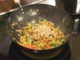 Ориз със спанак и бадеми 7