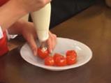 Фаршировани чери домати 4