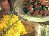 Ароматен жълт ориз
