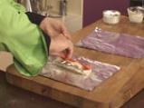 Риба със зеленчуци във фолио 6