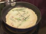 Корейски палачинки с пресен лук 5