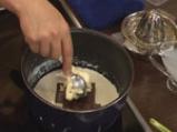 Вишни с шоколадова коричка 4