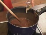 Вишни с шоколадова коричка 5