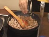 Агнешка мусака с грилирани тиквички и патладжани 6
