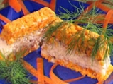 Терин от моркови и карфиол