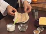 Пъстърва с лимонов сос с каперси 3
