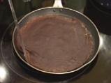 Шоколадови канелони с бял шоколадов мус и череши 8