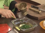 Рулована в тиквички мандраджийска разядка 2