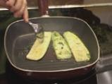 Рулована в тиквички мандраджийска разядка 4