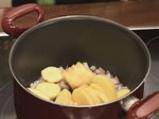 Плакия от зелен фасул и картофи 3