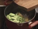 Плакия от зелен фасул и картофи 4