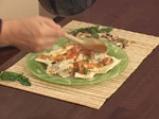 Равиоли с гъби и доматен сос 10