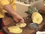 Карпачо от ананас 2