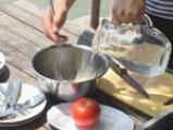 Руло с тиквички и миди 2