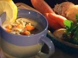 Млечна супа от риба