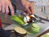 Лаврак със зеленчуци 2