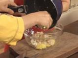 Пюре с праскови и овесени ядки 5