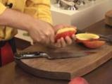 Пиле с манго и кокос 7
