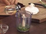 Зелен фасул с картофи и сос от тиквено семе 4