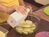 Подлучени картофи с маслини 3