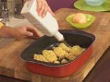 Пилешко филе, панирано в тортиля чипс 7
