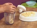 Сладолед от кисело мляко и горски плодове с бадемов пралин 9