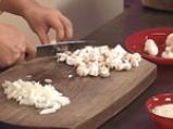 Пълнени тиквички с гъби и ориз