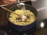Пълнени тиквички с гъби и ориз 4