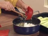 Пълнени тиквички с гъби и ориз 6