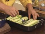 Пълнени тиквички с гъби и ориз 7