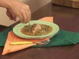 Свинско със зелен фасул 8