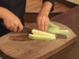 Зеленчуково плато с топено сирене на микровълнова фурна 2