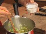 Пенне ригате с тиквички, пресни домати и маслини 5