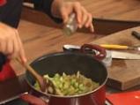 Пенне ригате с тиквички, пресни домати и маслини 7