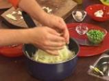 Пиле с джинджифил и зеленчуци 3