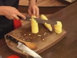 Телешка яхния с царевица и тиква 3