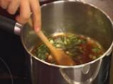 Телешка яхния с царевица и тиква 9
