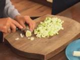 Супа от тиквички със соеви кълнове 3