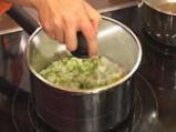 Супа от тиквички със соеви кълнове 4