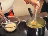 Супа от тиквички със соеви кълнове 6