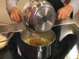 Супа от тиквички със соеви кълнове 7