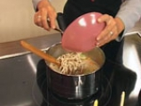 Супа от тиквички със соеви кълнове 8