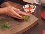 Пълнени чушки с пастет от патладжани и сусамов тахан 7