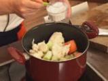 Бърза супа от карфиол 2