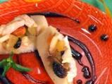 Пълнени круши със сушени плодове и бе...