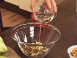 Пълнени круши със сушени плодове и белтъчна коричка 2