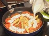 Ципура с домати и бейби царевички с 12 подправки 9