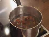 Супа от кестени с шпеков салам и крема сирене 2