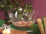 Свинско шиш кебап със сос от зелени домати 2