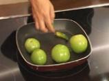 Свинско шиш кебап със сос от зелени домати 3